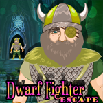 Play Games4King Dwarf Fighter Escape Game