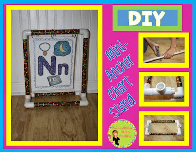 http://differentiationstationcreations.blogspot.com/2014/07/new-mini-anchor-chart-stand.html