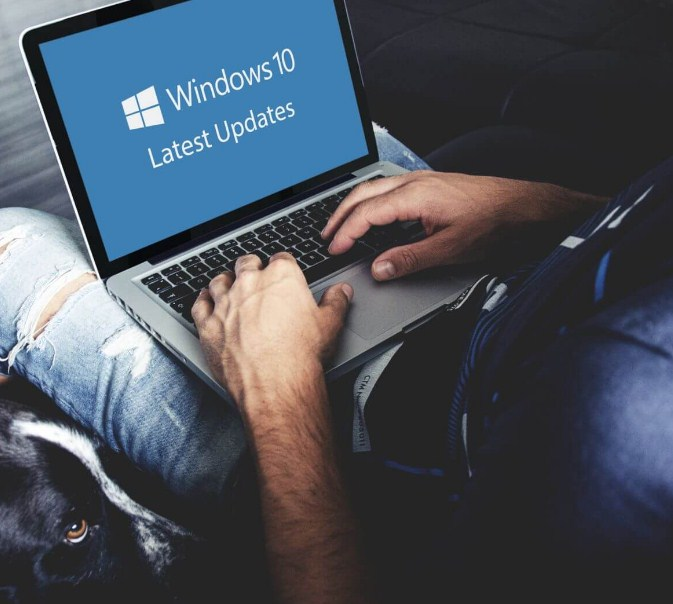Windows 10 work area quits reacting after KB4505903 introduce