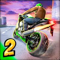 Moto Racing 2: Burning Asphalt v1.105 Mod Free Download
