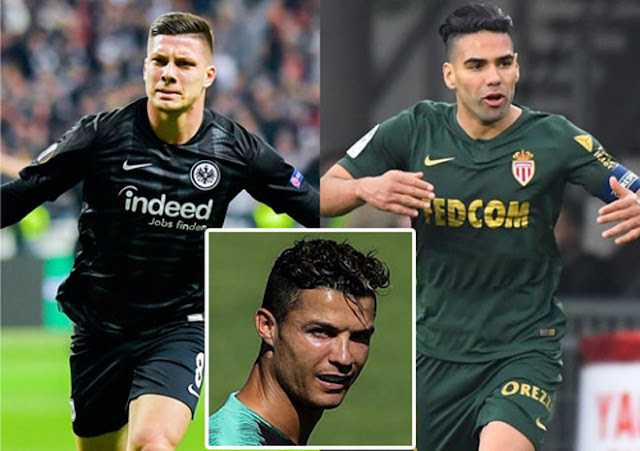 """Bom tấn"" Real 60 triệu euro: Ronaldo pha trộn Falcao, ""sát thủ bẩm sinh"""