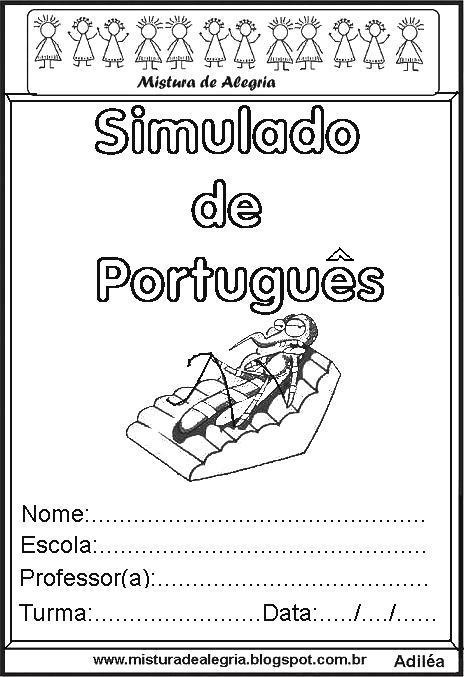 Conhecido SIMULADO DE PORTUGUÊS SOBRE A DENGUE, 5º ANO, IMPRIMIR-Mistura de  EI97