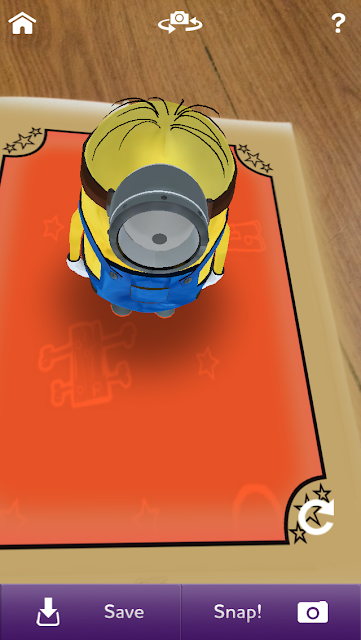 minion colour alive