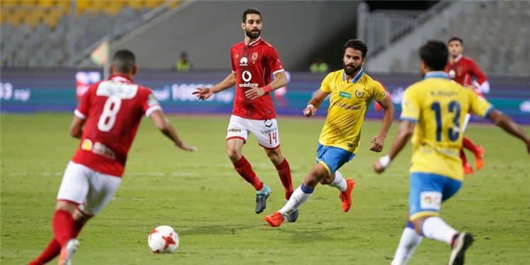 نتيجة مباراة الأهلي والاسماعيلي بتاريخ 19/12/2019 الدوري المصري