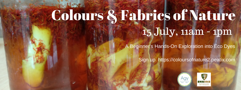 Natural Dye Workshop Singapore