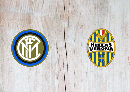Internazionale vs Hellas Verona -Highlights 9 November 2019