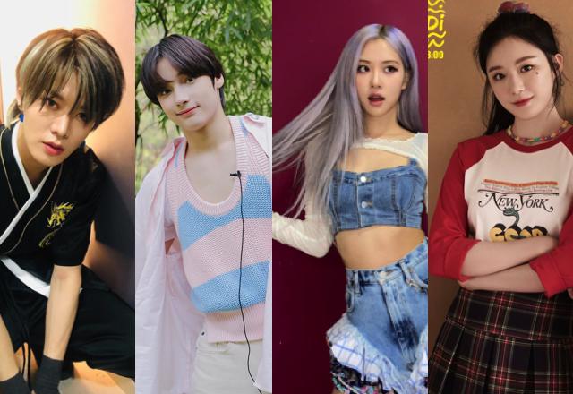 Kore'deki bu ünlüler aslında başka bir ülkenin vatandaşları