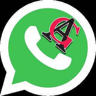 تحديث واتساب عاصم محجوب ag3 whatsapp النسخه الخظراء اخر اصدار 1.45 ضد الحظر