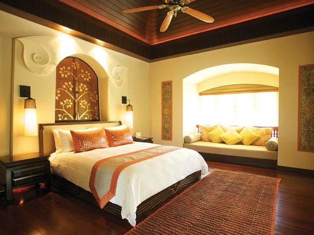 Bedroom Glamor Ideas Thai Style Bedroom Glamor Ideas