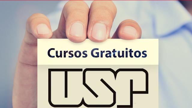 USP lança cursos online Grátis de Nível Superior