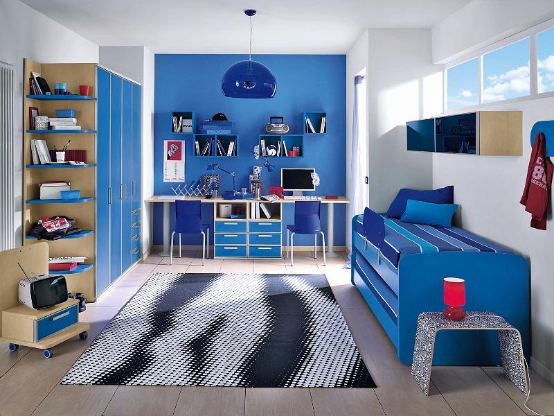 C mo decorar el dormitorio para ni os dormitorios con estilo - Cuarto de ninos decoracion ...