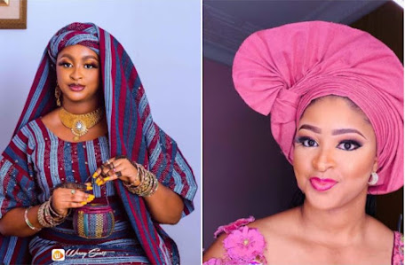 Actress Etinosa confirms the crash of her 6 months old 2nd marriage