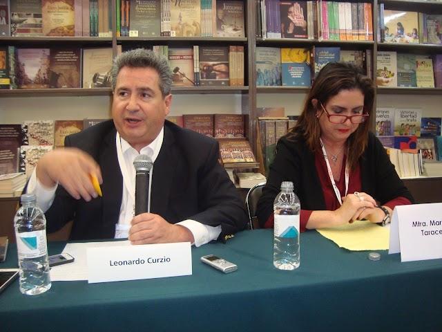 Leonardo Curzio presentó en la FIL Orgullo y prejuicios