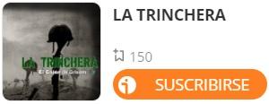 Suscribete a LA TRINCHERA, el Podcast de EL CAJÓN DE GRISOM