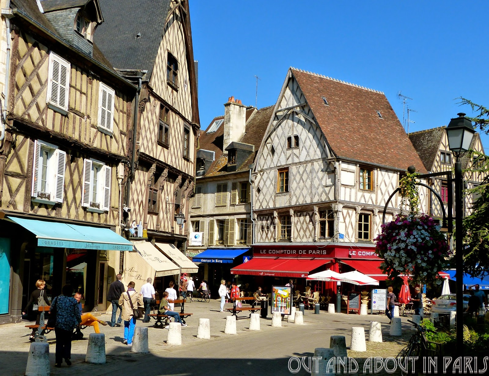 Paris Bourges Bus 10 Reasons To Visit The Charming Town Of Bourges In The Loire Valley