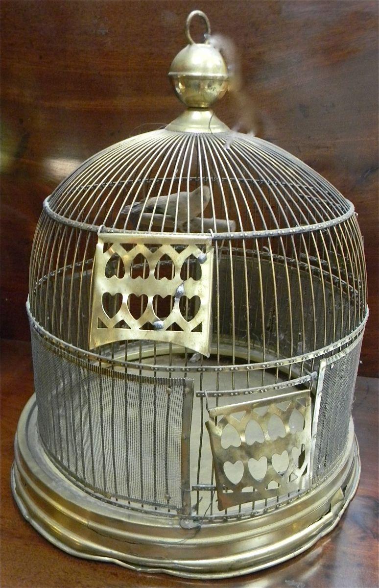 Bird In Everything Wicker Bird Cages