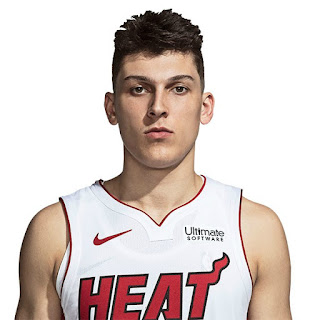 American basketball player, Tyler Herro