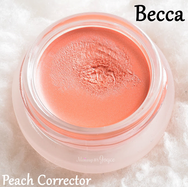 Becca Backlight Targeted Colour Corrector Peach Swatch
