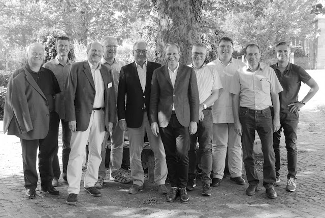 Das VDP Präsidium und die Regionalvorsitzenden