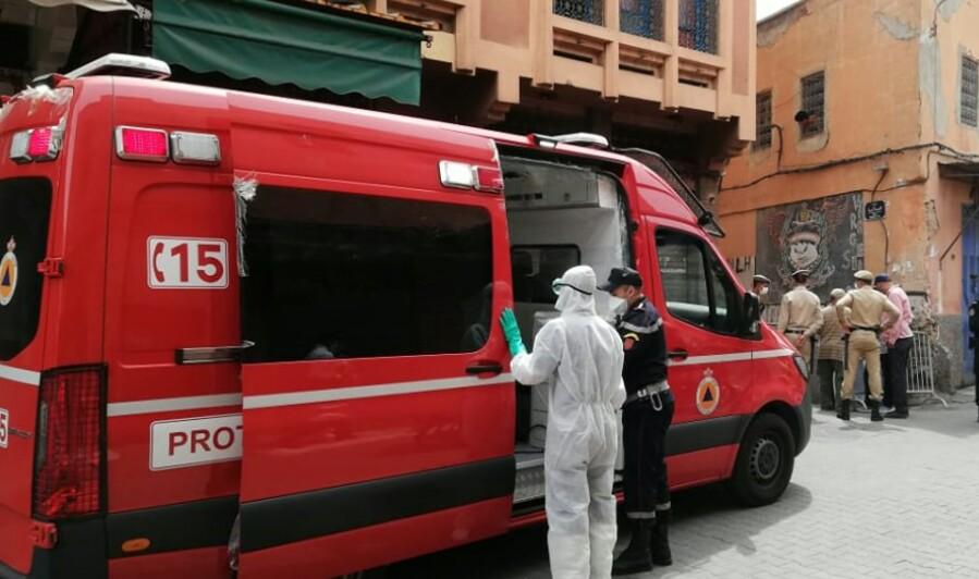 كورونا بسوس ماسة…129 إصابة جديدة و 81 حالة شفاء خلال ال24 ساعة الماضية
