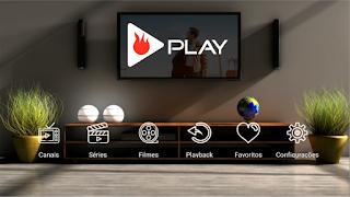 Android Telefonda Play iptv Apk ile Tv Kanalları izle