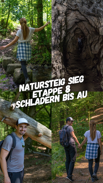 Natursteig Sieg Etappe 8 Schladern bis Au (Sieg)  Wandern im Siegtal 20