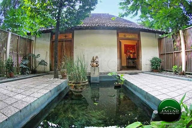 Tanah Bonus Bangunan dekat Kraton Jogja