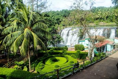 Thiruparrapu Falls