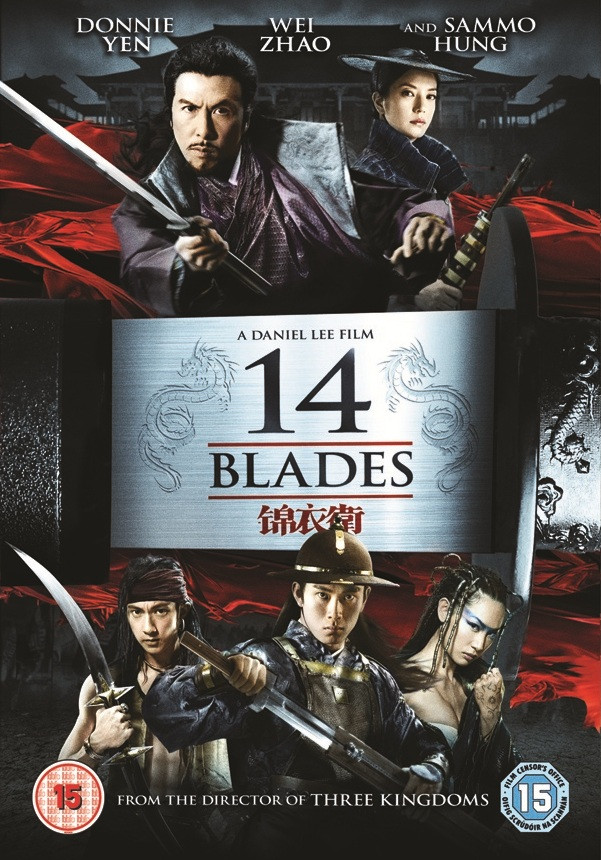 14 Blades 2010 Hindi Dual Audio 450MB BluRay ESub Download