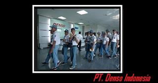 Lowongan Operator Produksi PT.DENSO CORPORATION Indonesia