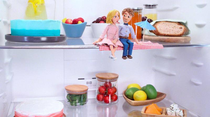Dünyanın Buzdolabı ile Çekilen İlk Filmi!