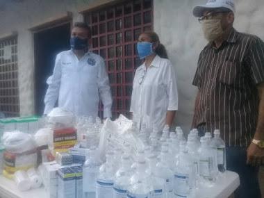 Ejecutivo regional refuerza conciencia ciudadana en La Ceibita para contener la COVID-19