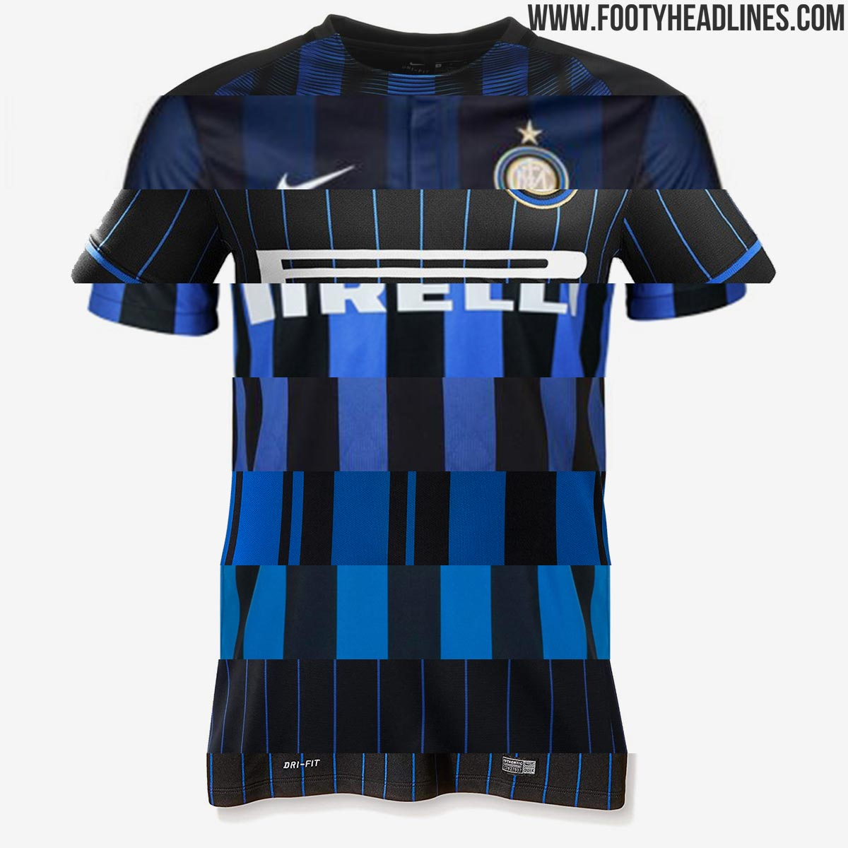 b10d840a465 The Nike Inter 20 Years jersey celebrates the 20th anniversary of the  sponsorship with a crazy design that combines elements of several key Nike  Inter Milan ...