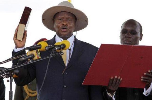 Rais Museveni Ateuliwa na Chama Chake cha National Resistance Movement (NRM) Kugombea tena Urais mwaka 2021.