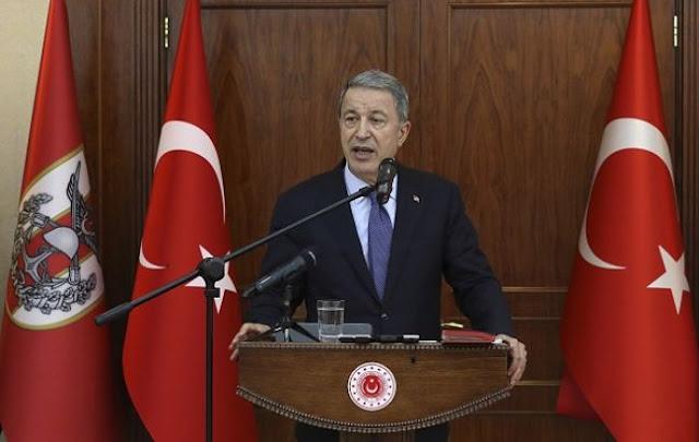 Ακάρ: Θα συνεχίσουμε τον αγώνα κατά απειλών σε Αιγαίο - Α. Μεσόγειο
