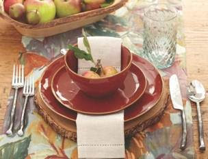 tabletop+6 Holiday Table Setting Ideas 20