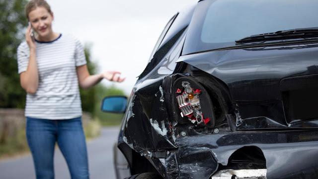 Car accident declaration alone: when?