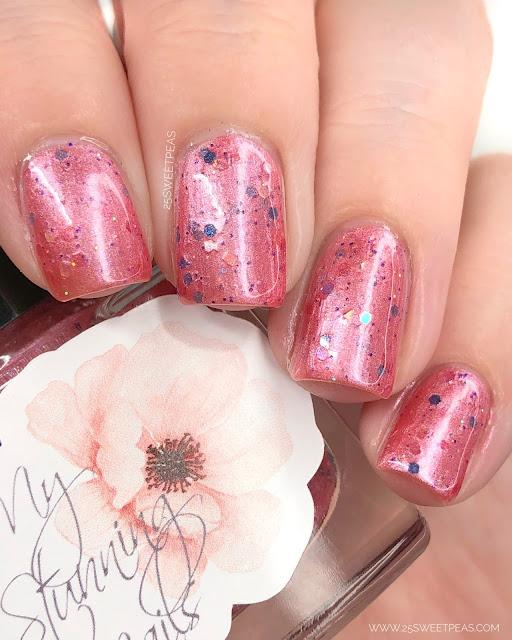 My Stunning Nails 25 Sweetpeas