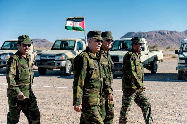 ¿Cuáles son las estrategias y tácticas en la Guerra del Sáhara Occidental?
