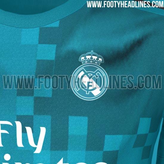 Tercera equipación Real Madrid 17-18 FILTRADA - Footy Headlines español 9687139dabb61