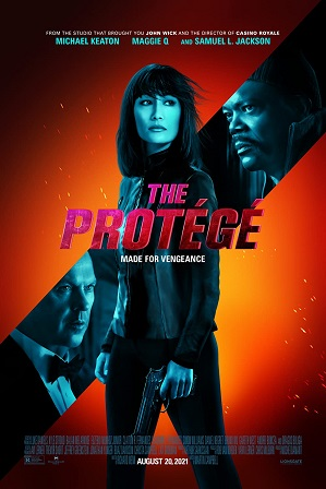 The Protege (2021) 450MB Full English Movie Download 480p Web-DL