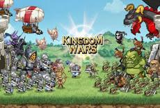 تحميل لعبة حرب المملكة kingdom wars 2021 للاندرويد والآيفون مجاناً