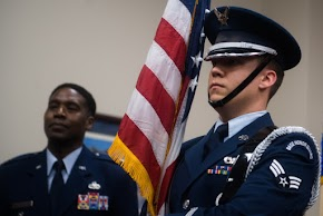 The retirement of Col. Jason Childs in 18 pictures: Barksdale's Air Force Global Strike Command deputy director