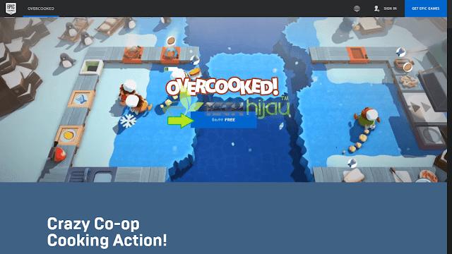 Game Overcooked Sedang Gratis dari Epic Store - Tech Hijau™
