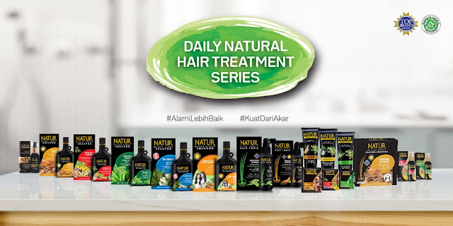 review natur hair care
