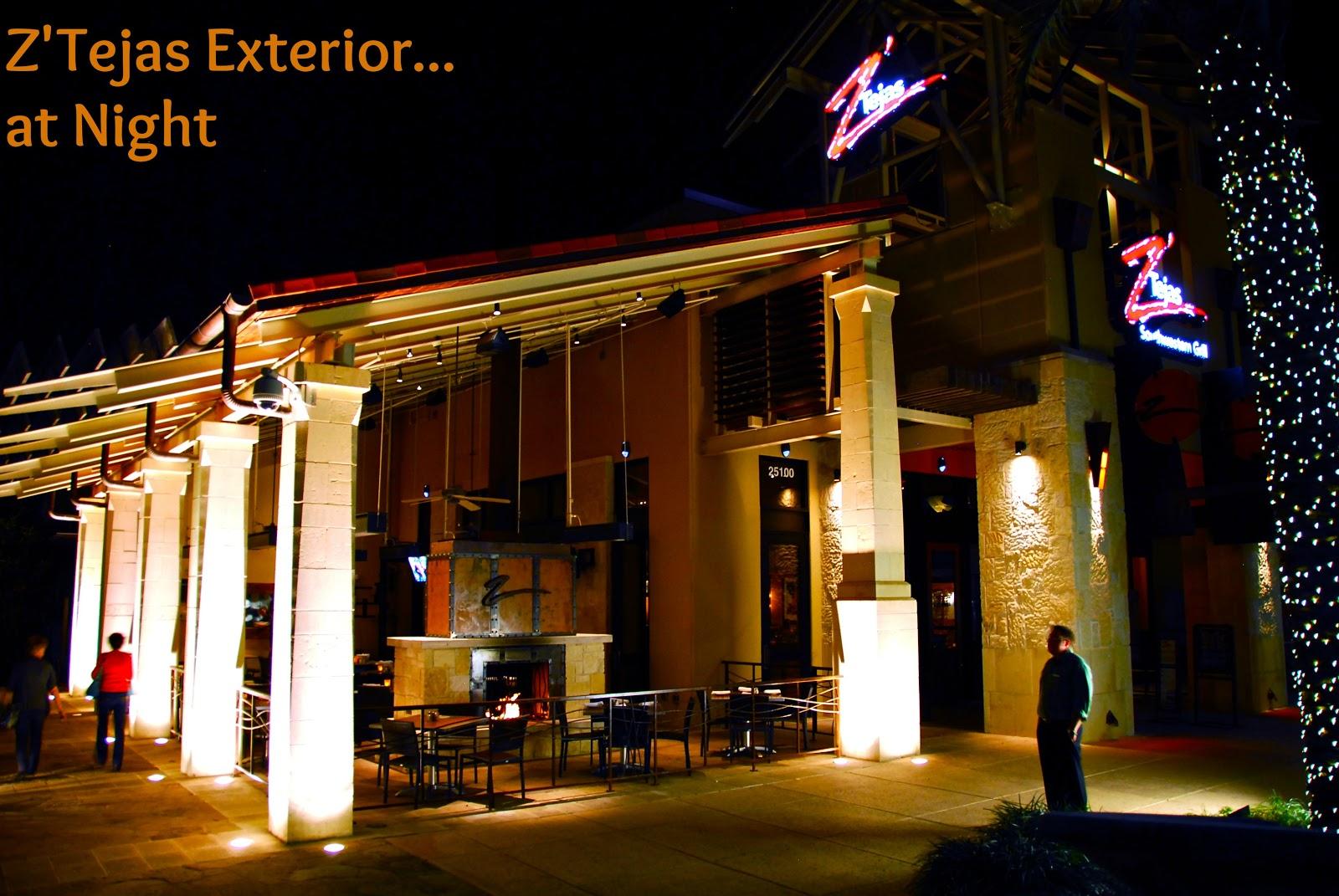 Z Tejas Restaurant San Antonio