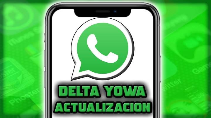Descargar la nueva actualización Delta Yowa disponible