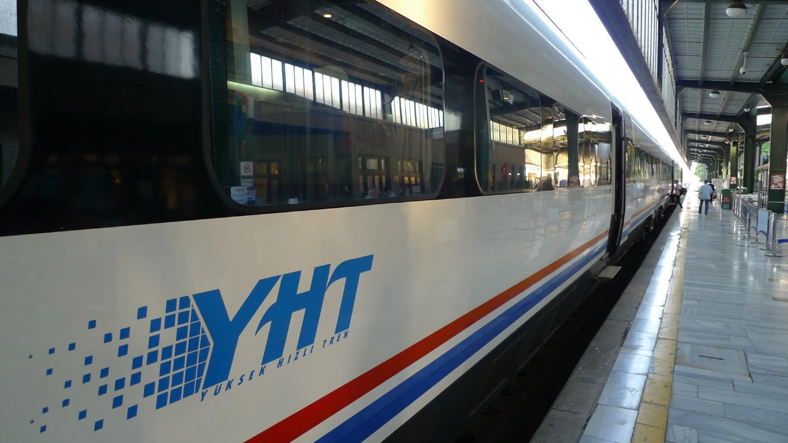 Yüksek Hızlı Tren YHT