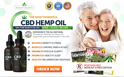 Primary Organics CBD Oil