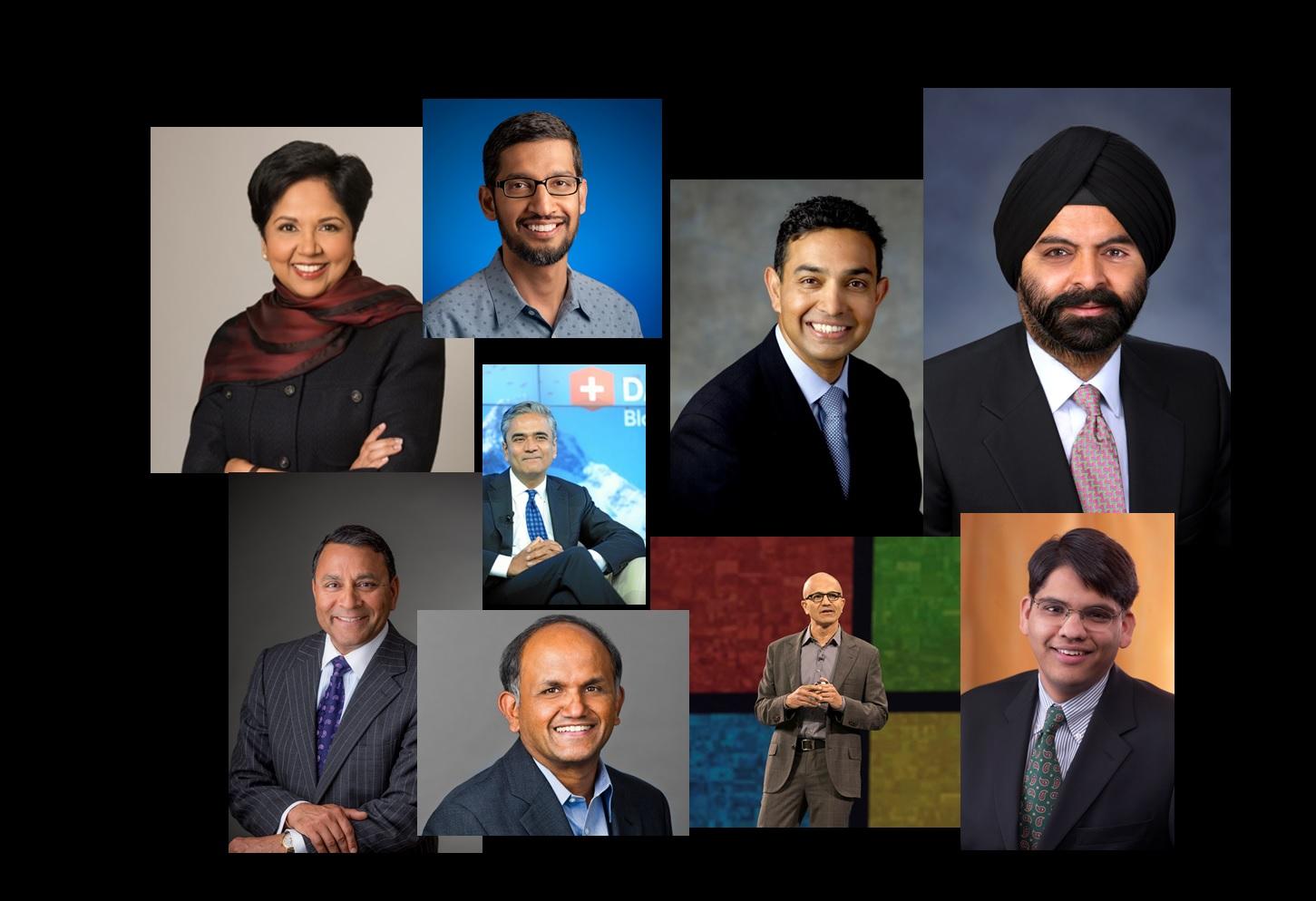 CEO Sukses Berasal dari India